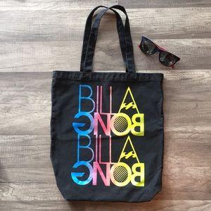 ⚡️New Item In! Billabong Black Tote Bag 🌊